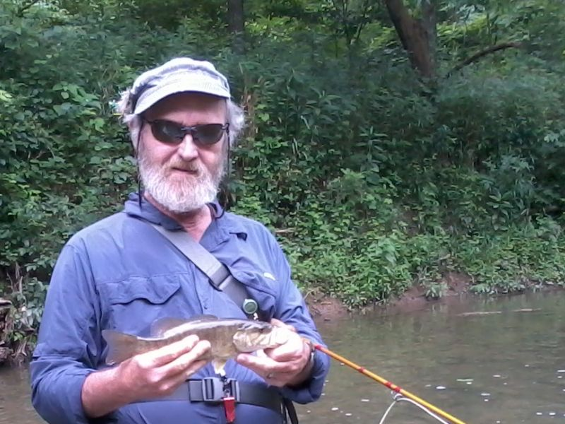 Hoosier fly fishers located in bloomington indiana 2015 for Brookville lake fishing report