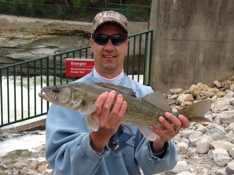 Fishing 2014 hoosier fly fishers for Brookville lake fishing report